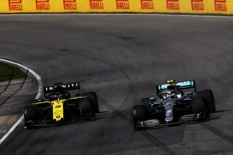 F1 | ルノーF1「エンジンパフォーマンスではすでにメルセデスを上回った」