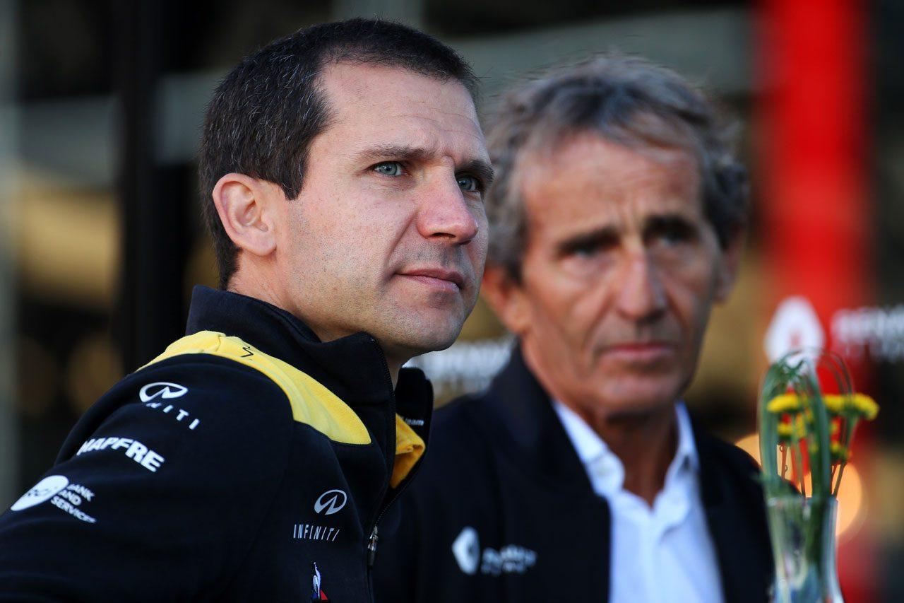 ルノーF1のエンジン担当テクニカルディレクター、レミ・タファン