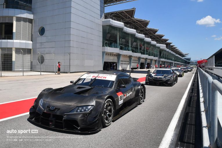 スーパーGT | スーパーGT:2020〜2021年のオフのテストを制限へ。現行GT500規定も2023年まで継続