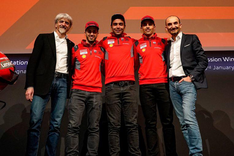 MotoGP | MotoGP:ドゥカティ代表のダリーニャ「目標はタイトル獲得。完全に満足しているとは言えない」