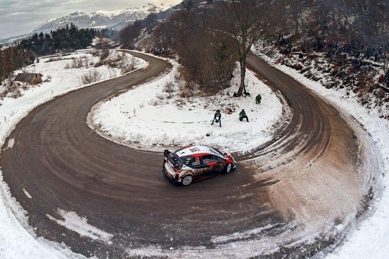 ラリー/WRC | 【順位結果】2020WRC第1戦モンテカルロ SS12後