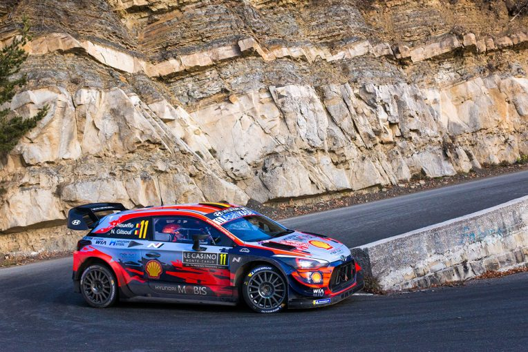 ラリー/WRC | WRCモンテカルロ:ヒュンダイのヌービルが逆転で2020年初戦勝利。トヨタ2台が表彰台