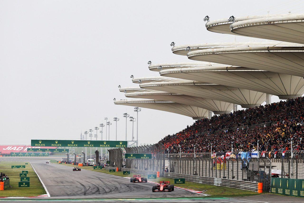 2019年F1中国GP