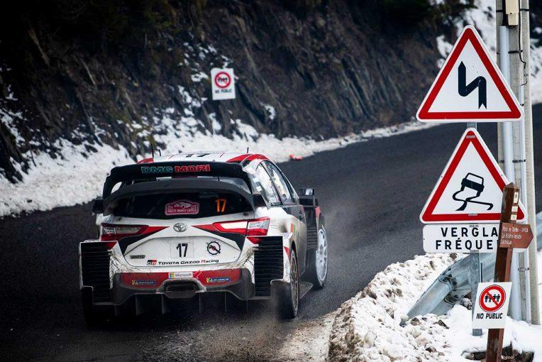 ラリー/WRC | WRC:トヨタ、モンテカルロ最終日に失速「今朝はドライバーたちが完璧なフィーリングを感じられなかった」