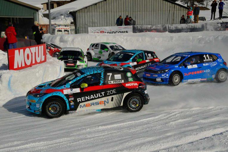 ラリー/WRC | アンドロス・e-トロフィー第4戦:プロストが2020年初勝利。4連覇王者が選手権首位浮上