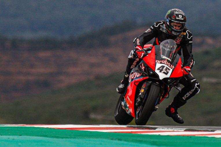 MotoGP | SBKポルティマオテストがスタート。ドゥカティのレディングが1度しか走っていないコースで初日最速