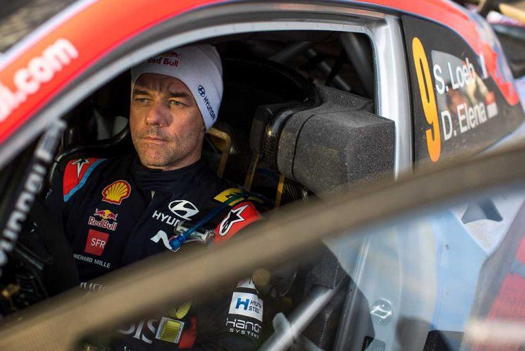 """ラリー/WRC   WRC:ヒュンダイ、第2戦スウェーデンで""""レジェンド""""ローブ投入見送り。クレイグ・ブリーン起用"""