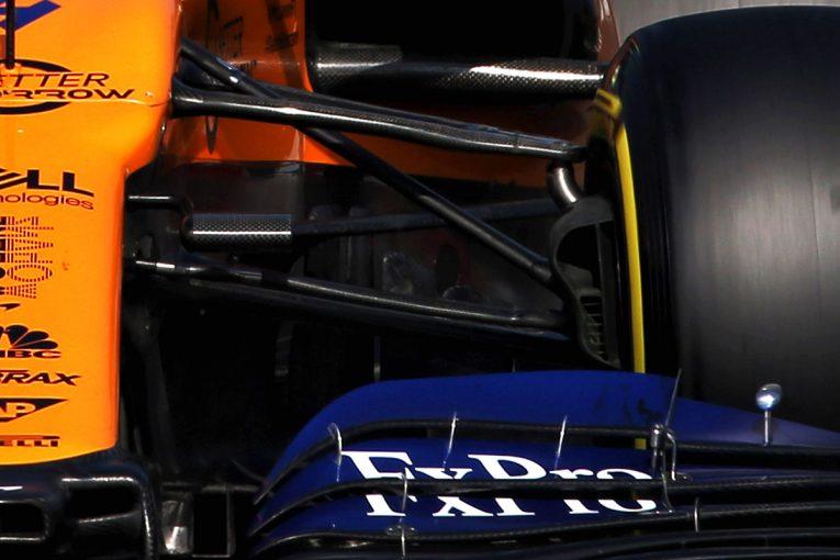 F1 | 知っておきたいF1専門用語:マシン各部名称編(2)