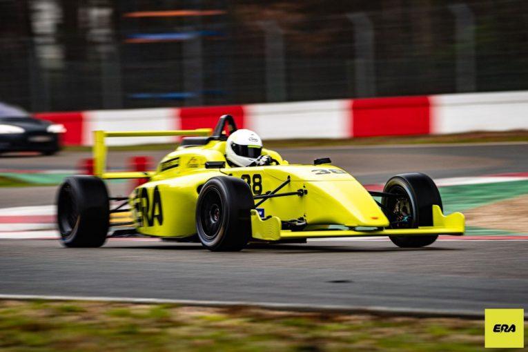 海外レース他   童夢シャシー使うジュニアEVフォーミュラ『ERA』が初テスト実施。「FIA-F4より明らかに速い」