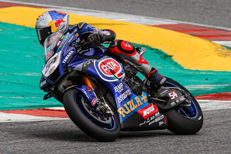 MotoGP | ヤマハに移籍したラズガッドリオグルが最速でSBKポルティマオテストを終える