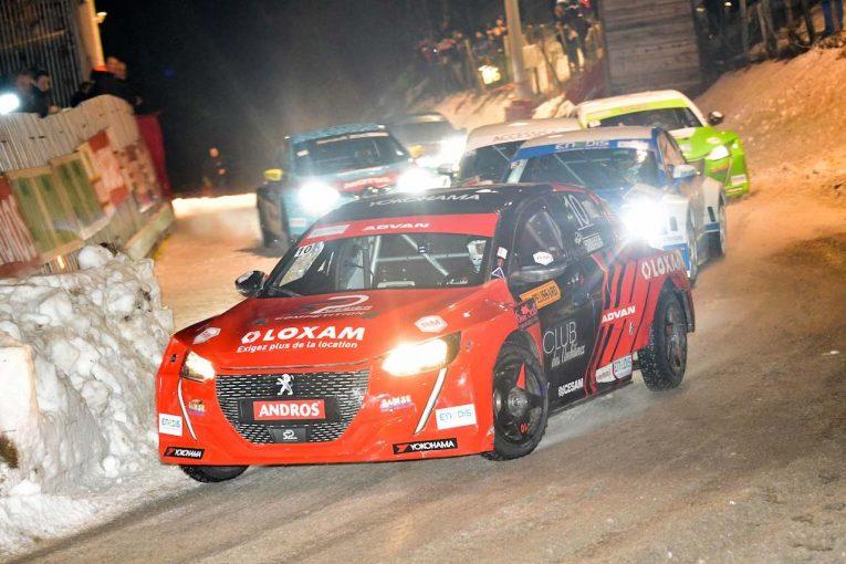 ラリー/WRC | アンドロス・e-トロフィー第5戦:プジョー208が初勝利。エルラシェールは2020年3勝目