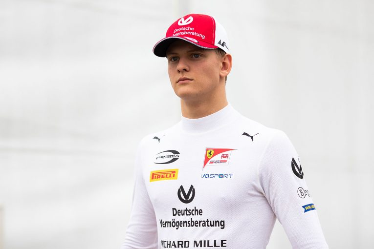 海外レース他   F1昇格の判断は時期尚早。ミック・シューマッハーは「仕事をしなければならない」と元F1ドライバー