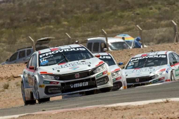 海外レース他 | アルゼンチンの人気シリーズ『STC2000』、ワークス参戦2年目のホンダ・レーシングは勢力拡大