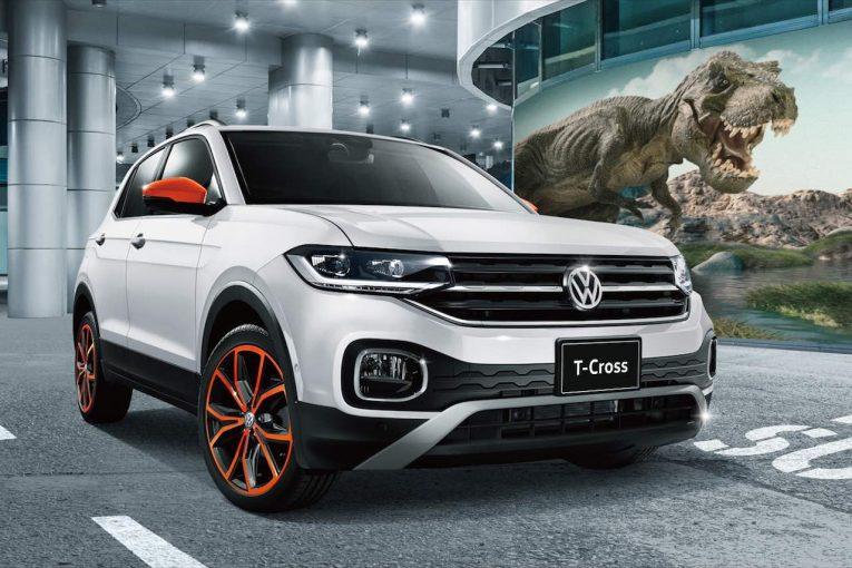 クルマ | フォルクスワーゲン最小SUV『T-Cross』正式販売開始。価格は299万9000円から