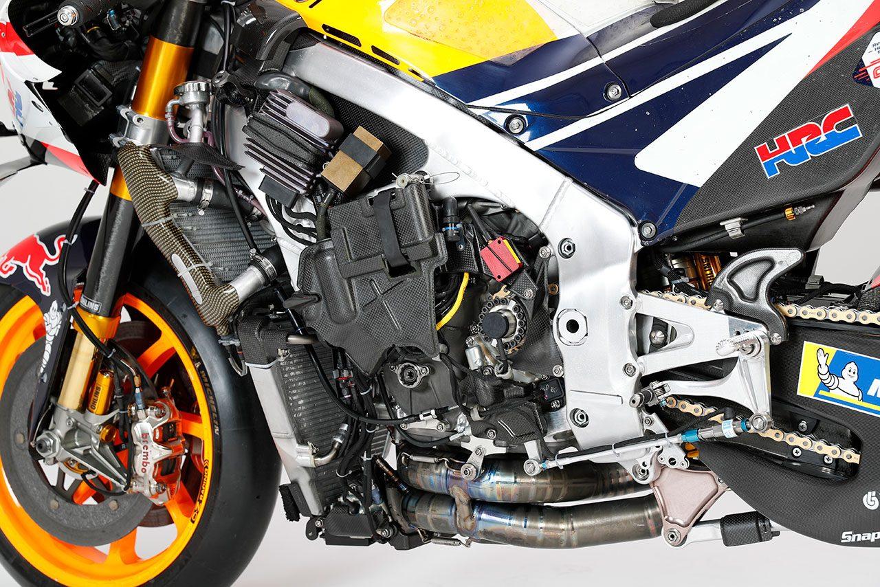 MotoGP歴代最高得点の2019年型は「車体でチャレンジ」/ホンダRC213V開発の裏側【前編】
