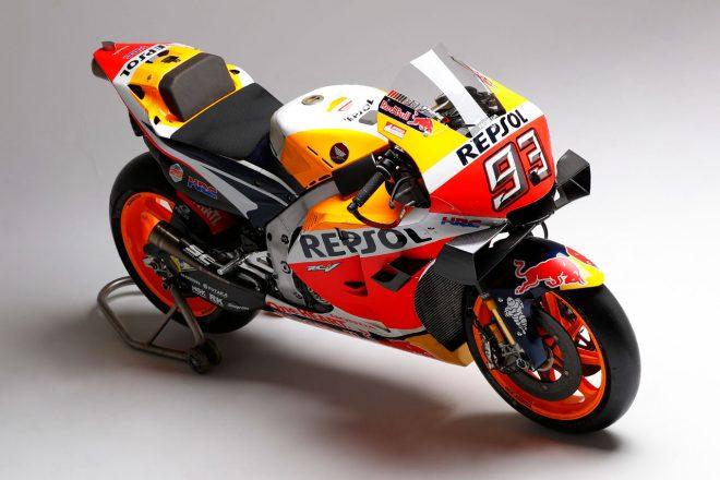 MotoGP | MotoGP歴代最高得点の2019年型は「車体でチャレンジ」/ホンダRC213V開発の裏側【前編】