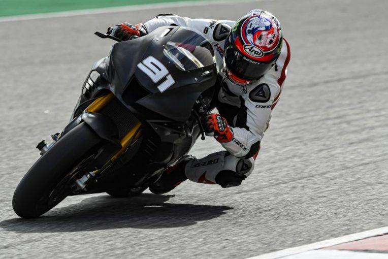 MotoGP | SBK:TEAM HRCのハスラム、新型ホンダCBR1000RRは「まだ微調整する段階にきていない」と開発状況明かす