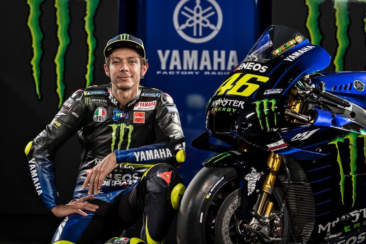MotoGP:バレンティーノ・ロッシ、2020年でヤマハファクトリーでの参戦終了。レース継続の判断はシーズン中に発表