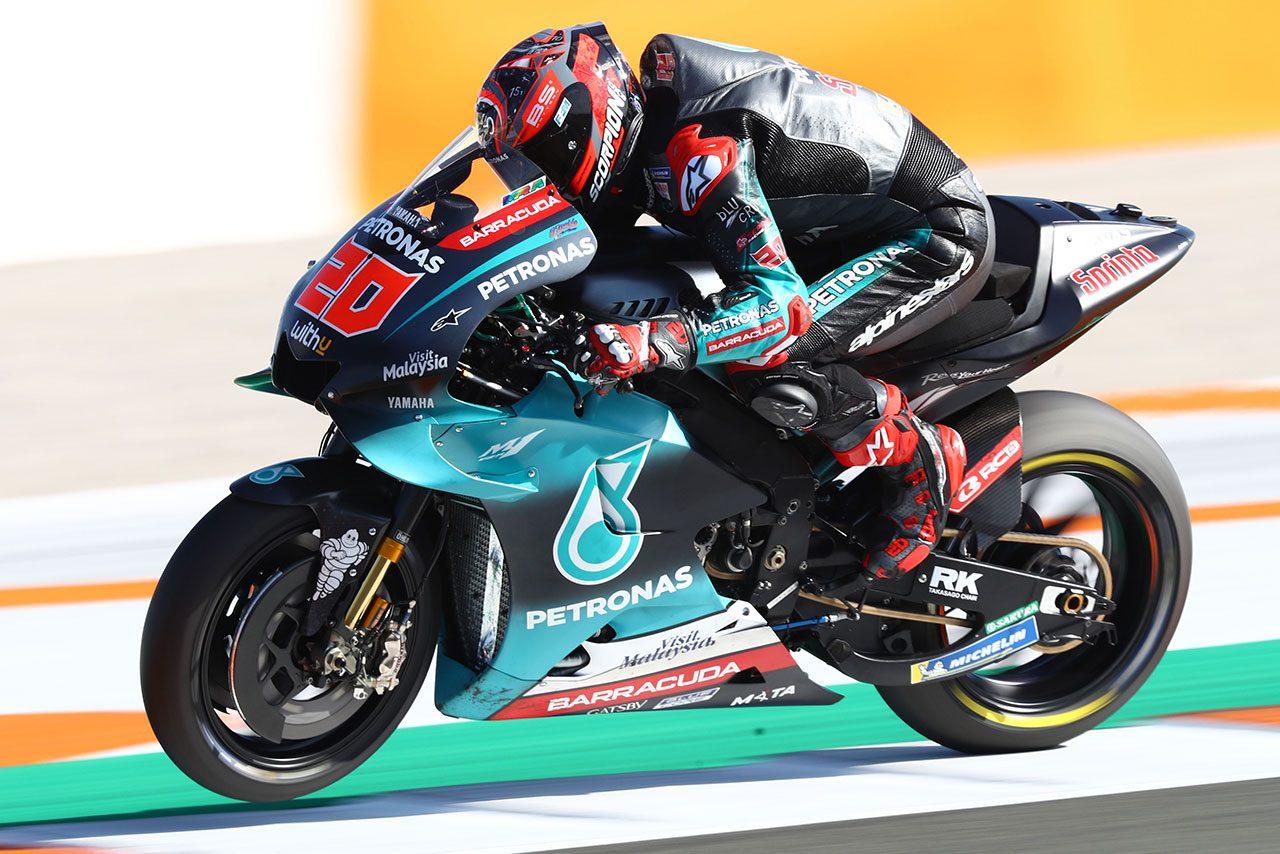 MotoGP:クアルタラロのヤマハファクトリー加入が決定。2021年から2年契約でビニャーレスとタッグ