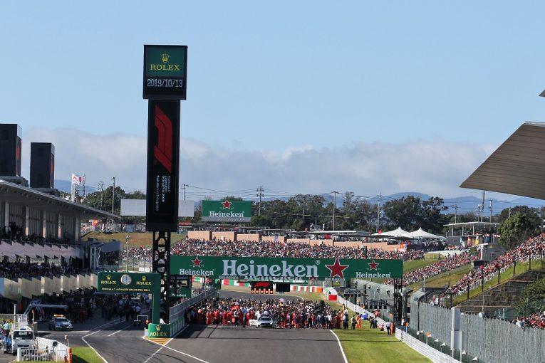 F1 | F1、2021年全グランプリのタイムスケジュールを発表。金曜プラクティスは短縮、日本GP決勝は14時スタート
