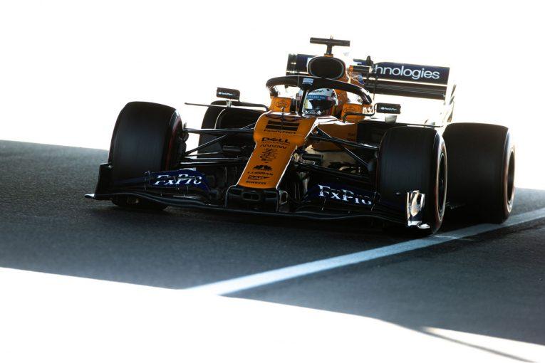 F1   【動画】マクラーレン、MCL35・ルノーを初始動「2020年F1シーズンへの準備は順調」と代表