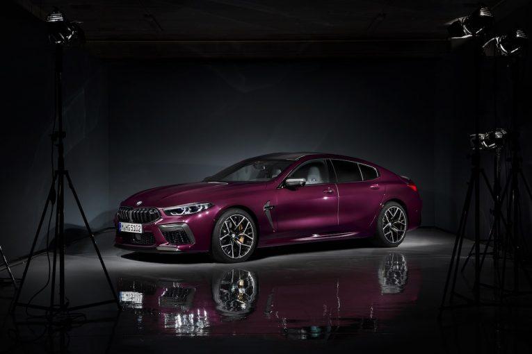 クルマ   サーキット由来の性能を持つ、BMW M社発の最上級4ドア『BMW M8グランクーペ』登場