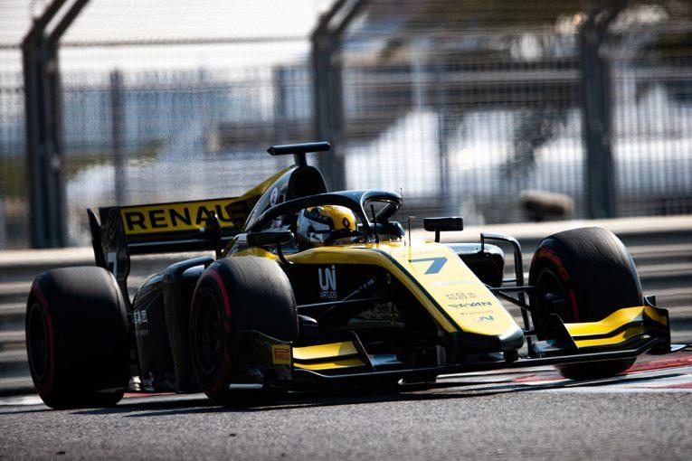 海外レース他 | FIA-F2:ルノー育成の周冠宇が継続、ルンガーはフル参戦。メーカー育成ドライバーの争いに注目