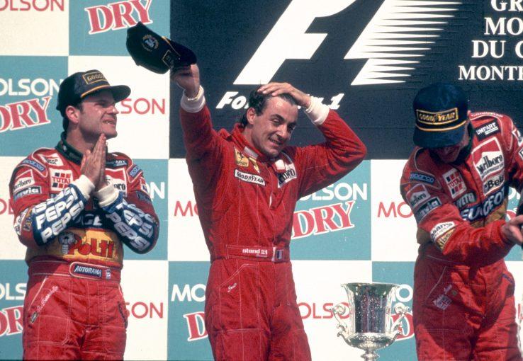 F1 | 90年代のF1で活躍したアレジ「今のF1が退屈になったとは思わない」