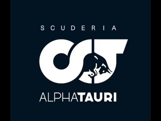 スクーデリア・アルファタウリのロゴ