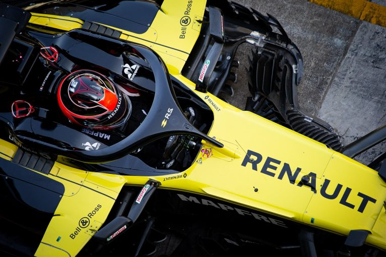 F1 | 【動画】ルノーF1が2020年型『R.S.20』のエンジンを始動