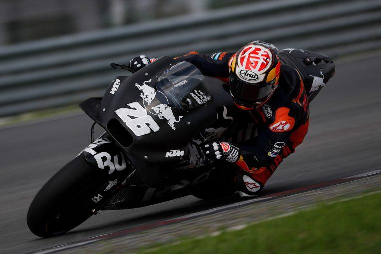 MotoGP | MotoGP:KTMのペドロサ、エスパルガロが1-2/セパン・シェイクダウンテスト2日目
