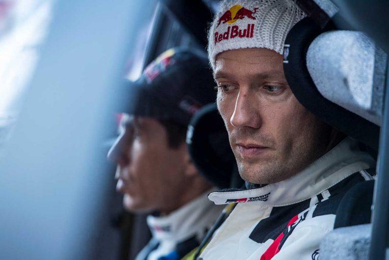 ラリー/WRC | WRC:第1戦モンテカルロの連勝途絶えたオジエ「表彰台の頂点に立てず、少し苛立ちを覚えた」