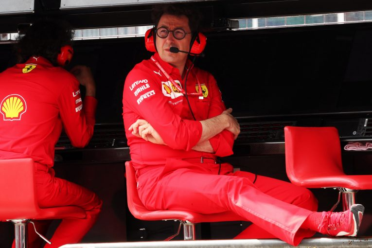 F1 | 「フェラーリF1は強い政治力を身につける必要がある」代表、不正疑惑騒動はライバルたちの策略と主張