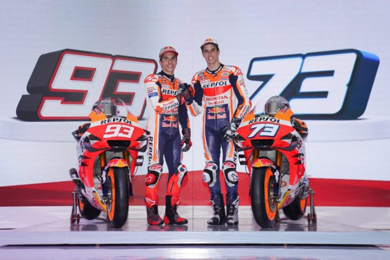 MotoGP | MotoGP:マルケス兄弟擁すレプソル・ホンダがインドネシアで体制発表。20年型RC213Vもアンベイル