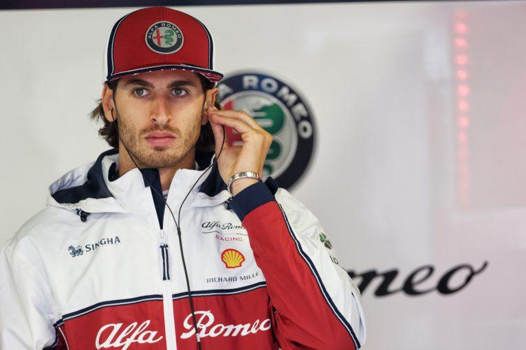 F1   ジョビナッツィ「2021年にフェラーリF1入りを果たせる可能性はある」まずはライコネン打倒を目指す