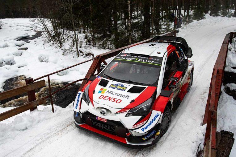 ラリー/WRC | WRC:スウェーデンが深刻な雪不足に直面。プロモーターらは第2戦開催について協議重ねる