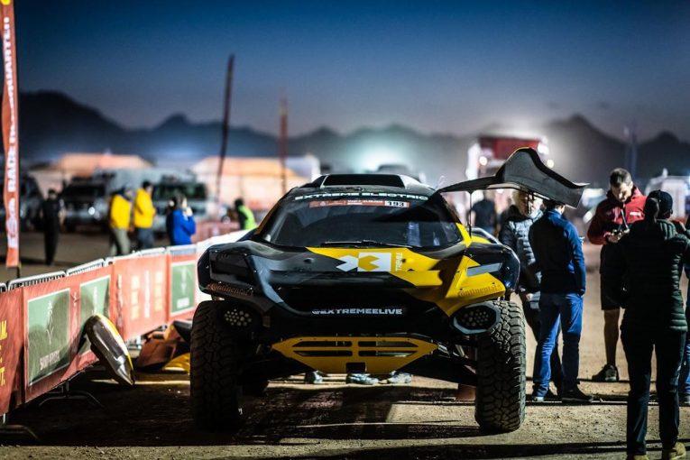 ラリー/WRC | 2020年ダカールラリーで電動SUVをドライブしたGCK代表シシェリ「来年は新開発EVで全ステージ戦う」