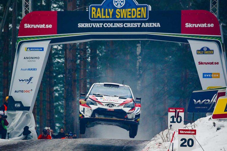 ラリー/WRC | WRC:第2戦スウェーデンは予定どおり4日間で開催決定。競技区間は180km程度へ短縮