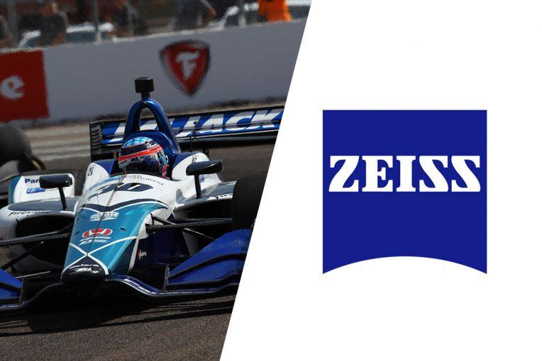 海外レース他 | インディカー:佐藤琢磨擁するレイホール・レターマン・ラニガン・レーシング、ツァイスとの技術提携を発表