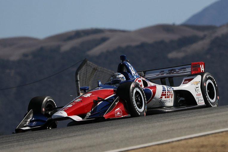 海外レース他   インディカー:AJフォイトが14号車のラインアップを発表。ブルデーと新人ケレットがカナーンとマシンをシェア