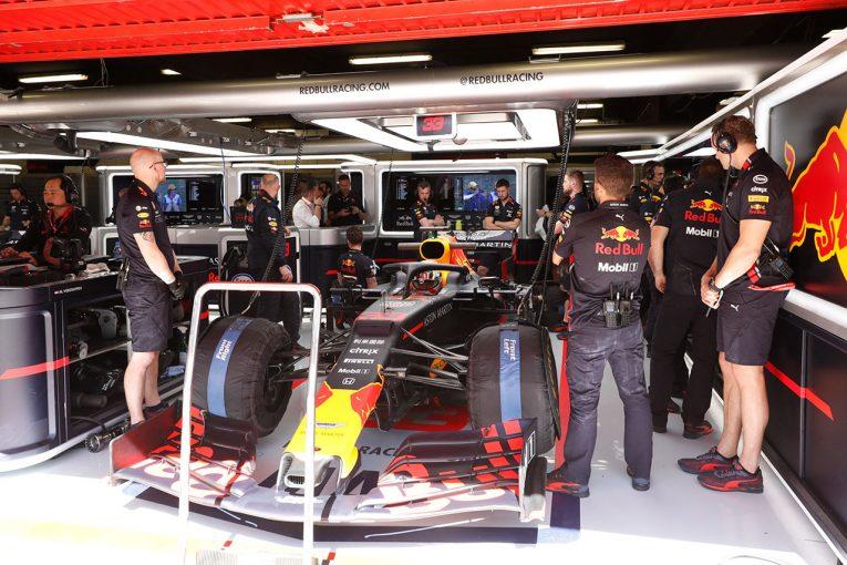F1 | F1スペインGPの舞台、カタロニア・サーキットで改修工事。ガレージの照明設備などを刷新