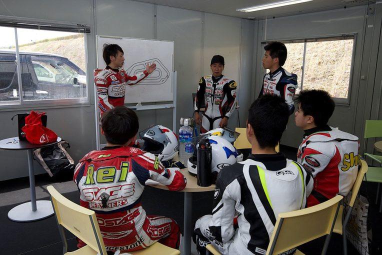 MotoGP | ハルク・プロ、2020年度のムサシスカラシップ受講生を募集。坂田和人や現役ライダーが指導