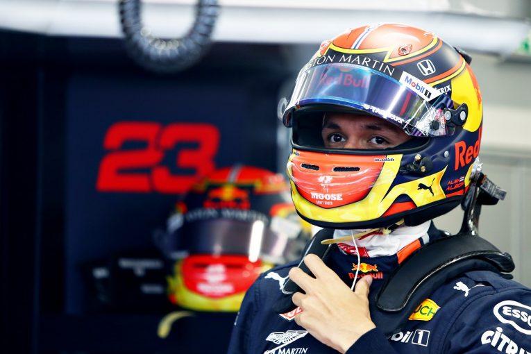 F1 | F1チャンピオンを目指すアルボン、2020年型『レッドブルRB16』に大きな期待「シミュレーターではいい感触」