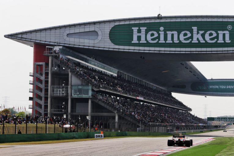 F1 | 新型肺炎流行で、上海スポーツ当局が全イベント中止を勧告。F1は中国GPプロモーターの要請を待って決断か