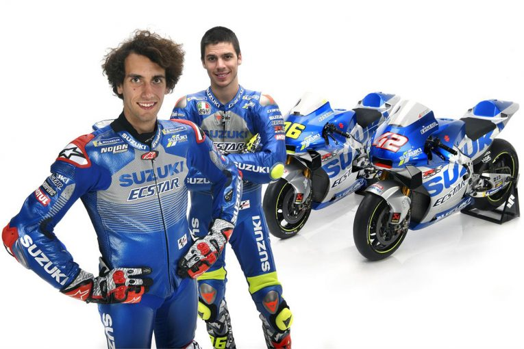 MotoGP | MotoGP:リンス、レース活動60年目のスズキで躍進を誓う「2020年も集中してもっと優勝したい」