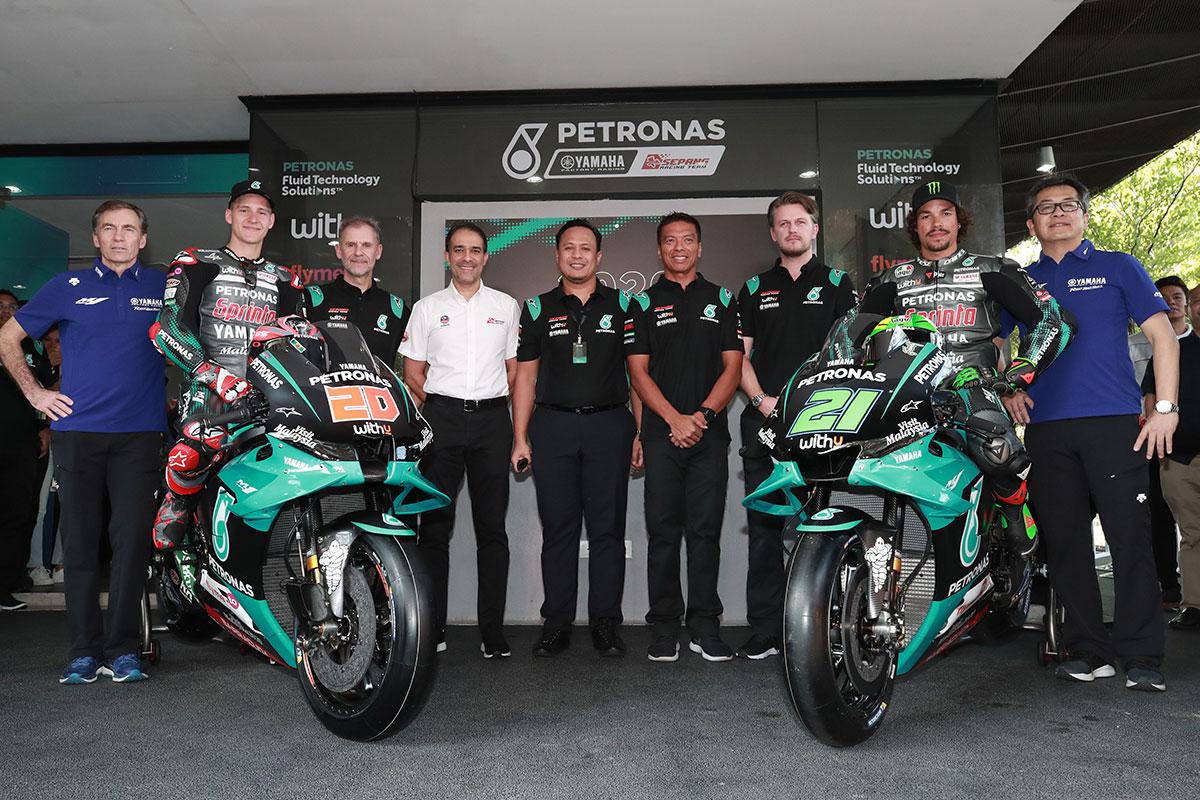 MotoGP | ペトロナス・ヤマハSRT 2020年