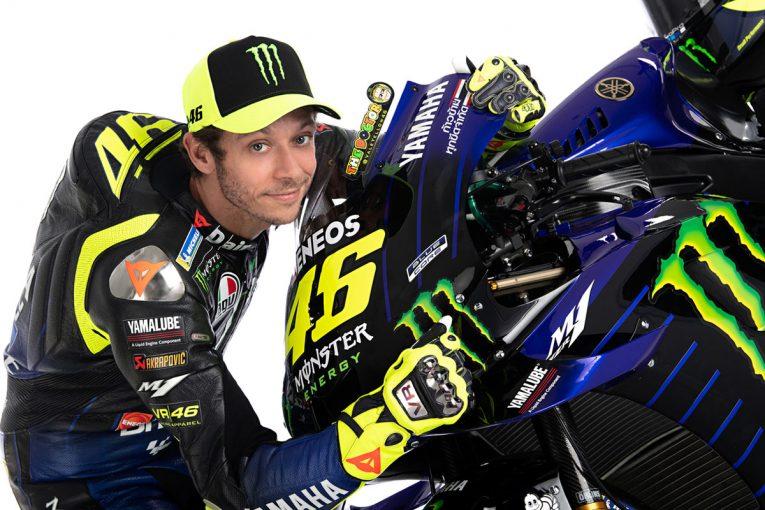 MotoGP | MotoGP:ヤマハファクトリーで最後のシーズンに臨むロッシ「チームも僕も準備はできているよ」