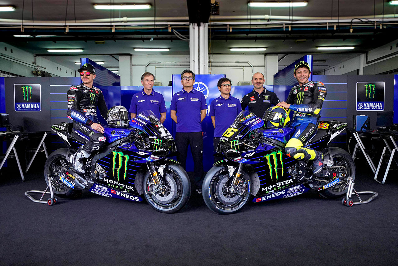 MotoGP | モンスターエナジー・ヤマハMotoGP 2020年
