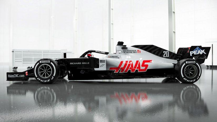 F1 | ハースF1ボス、2020年型『VF-20』に大きな期待「選手権5位を獲得した2018年の強さを取り戻したい」