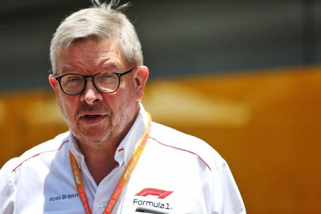 F1のモータースポーツ担当マネージングディレクターのロス・ブラウン